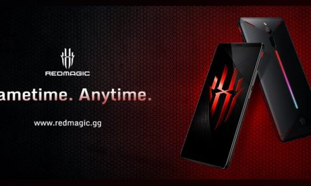 Nubia Red Magic Gaming Smartphone - Head