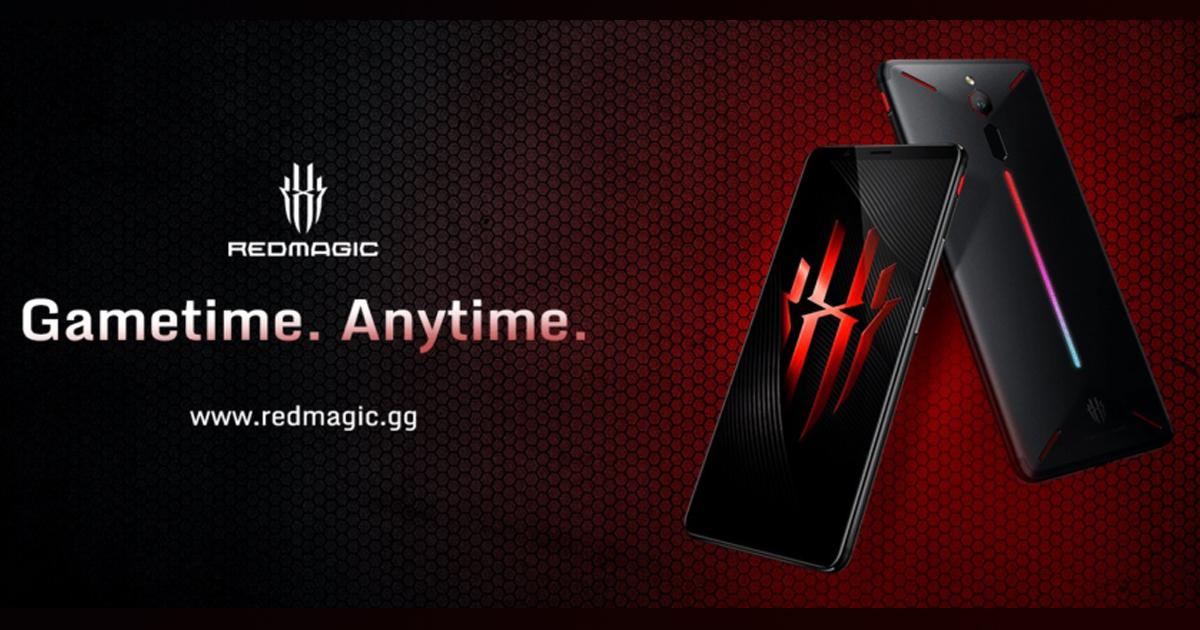 Nubia Red Magic Gaming Smartphone - Head