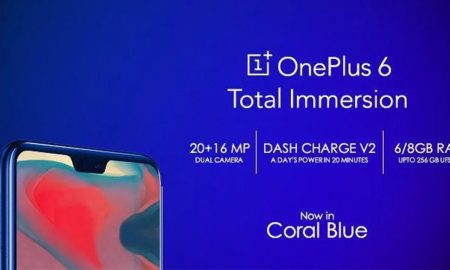 OnePlus 6 Slide show leak