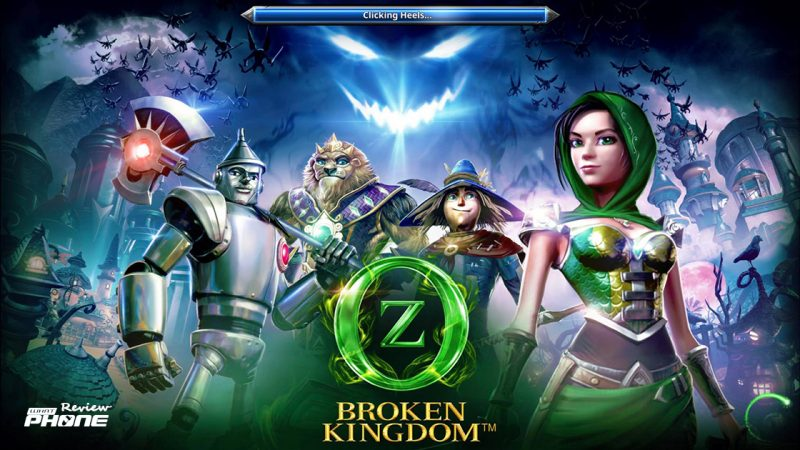 Review Oz Broken Kingdom