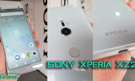 Sony Xperia XZ2 Head