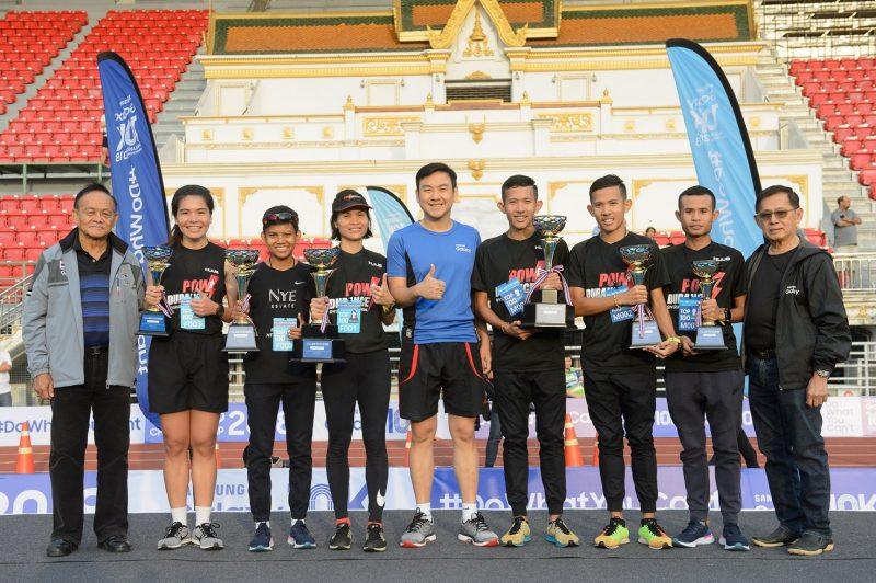 Samsung Galaxy 10K Thailand Championship 2018_Photo Caption Award Winners