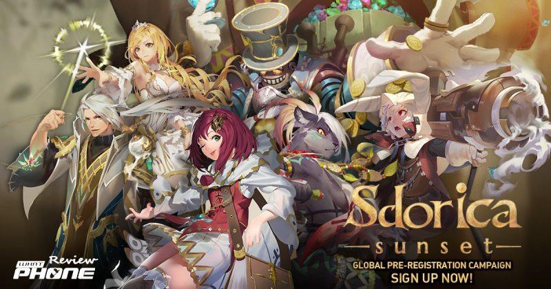 Sdorica -sunset- Review