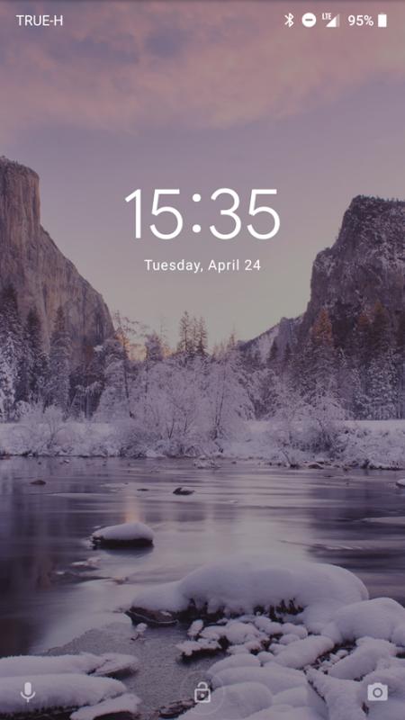 Smart Lock Lock Screen