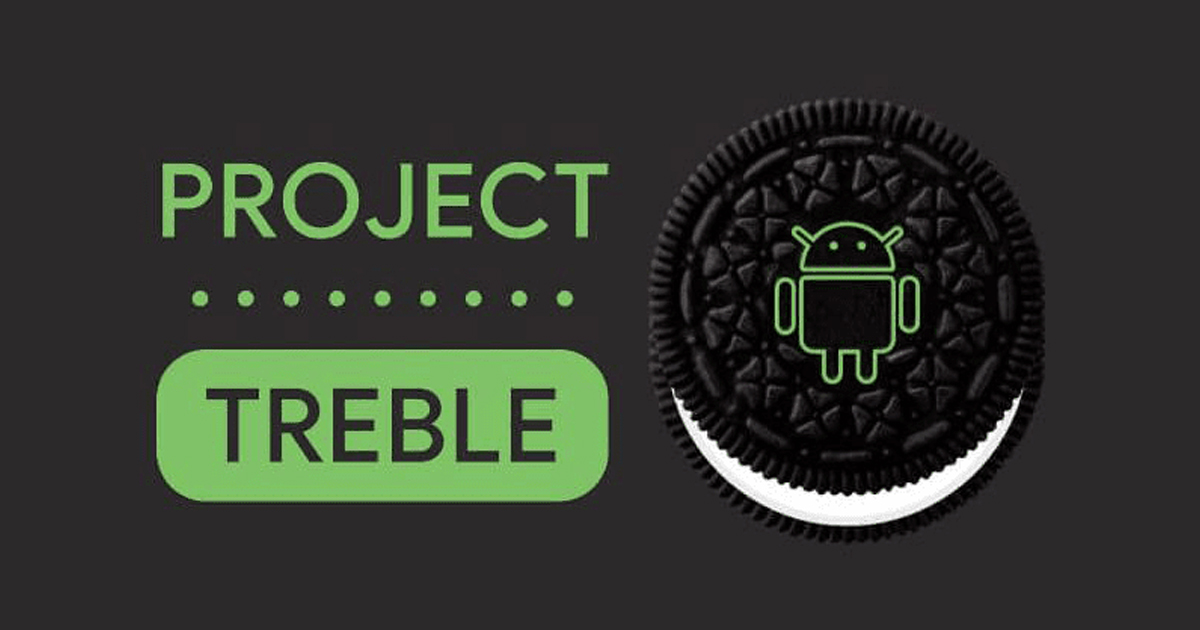 Project Treble By Google Header