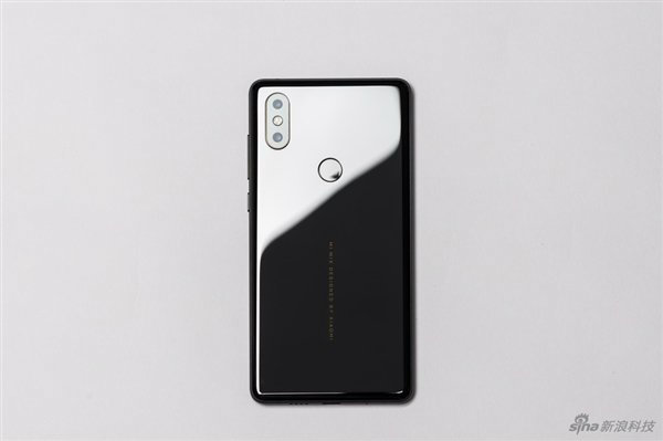Xiaomi Mi MIX 2S Internal