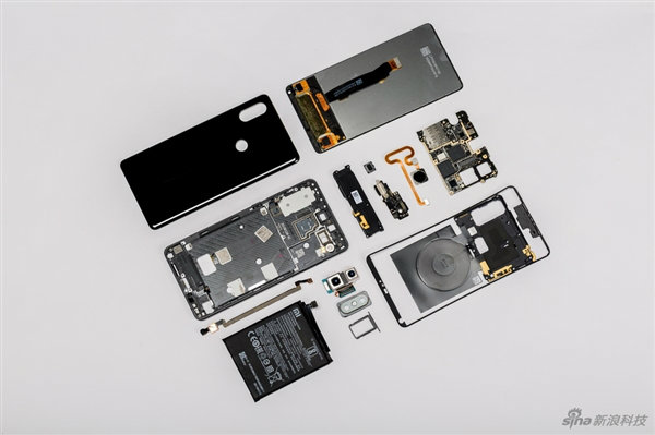 Xiaomi Mi MIX 2S Internal (25)