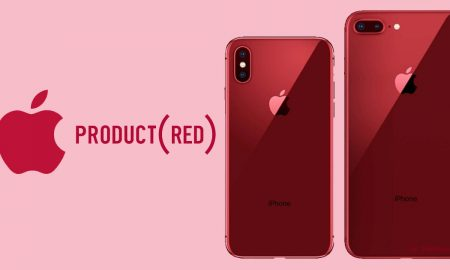 Apple Product Red iPhone 8