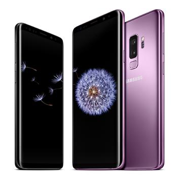 Galaxy S9 S9+ Lilac Purple
