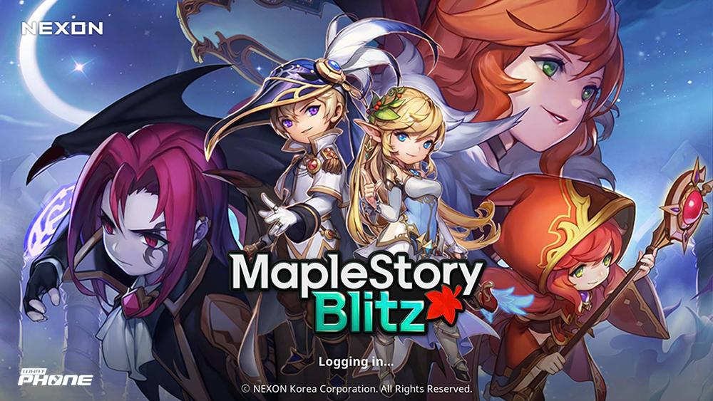 Maple Story Blitz