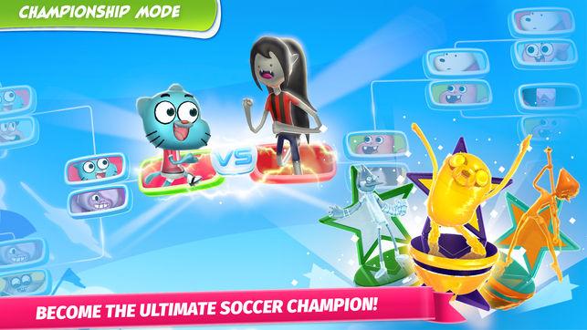 Cartoon Network Superstar Soccer Goal!!!
