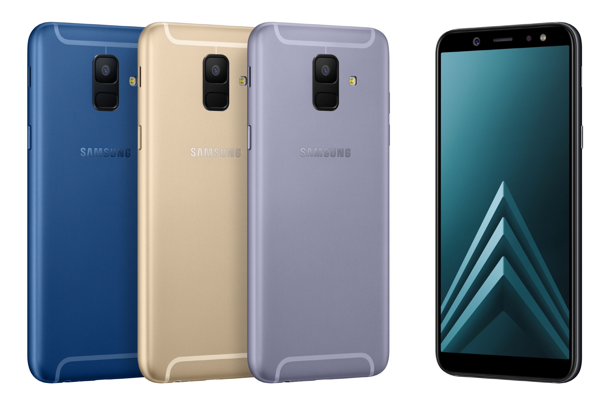 Samsung Galaxy A6 All Colors