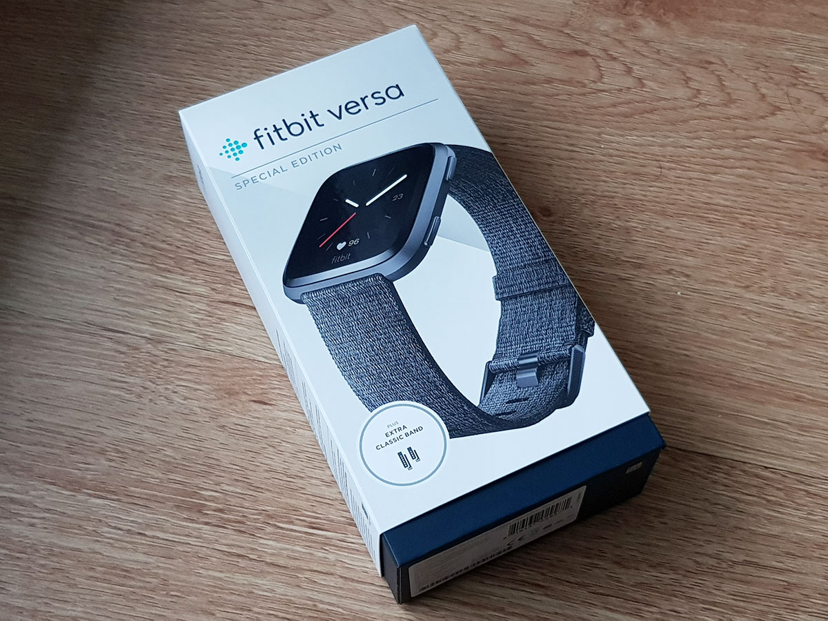 รีวิว Fitbit Versa สมาร์ทวอชฟิตเนสและเพื่อสุขภาพ น้ำหนักเบา ดีไซน์สวย