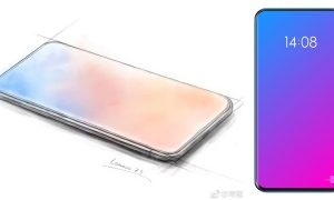Lenovo Z5 Full Screen Display