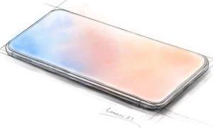 Lenovo Z5 Sketch