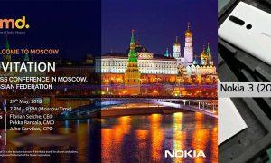 New Nokia 3 (2018) HMD Global