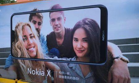 Nokia X Head