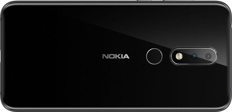 Nokia X6 Rear Camera