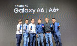 Samsung Galaxy A6 and A6 Plus in TME 2018