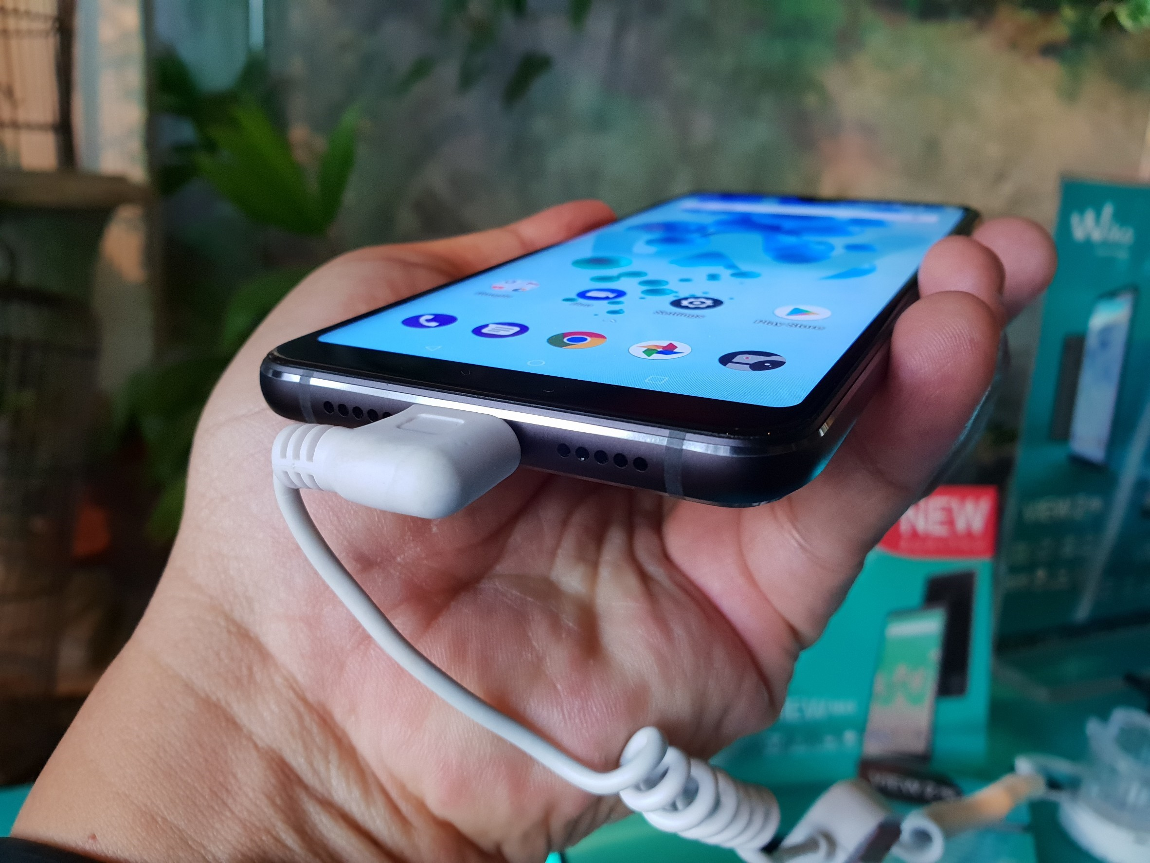 Wiko View 2 Pro Hands on (3)