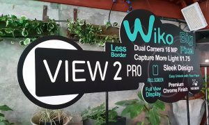 Wiko View2 Pro Head