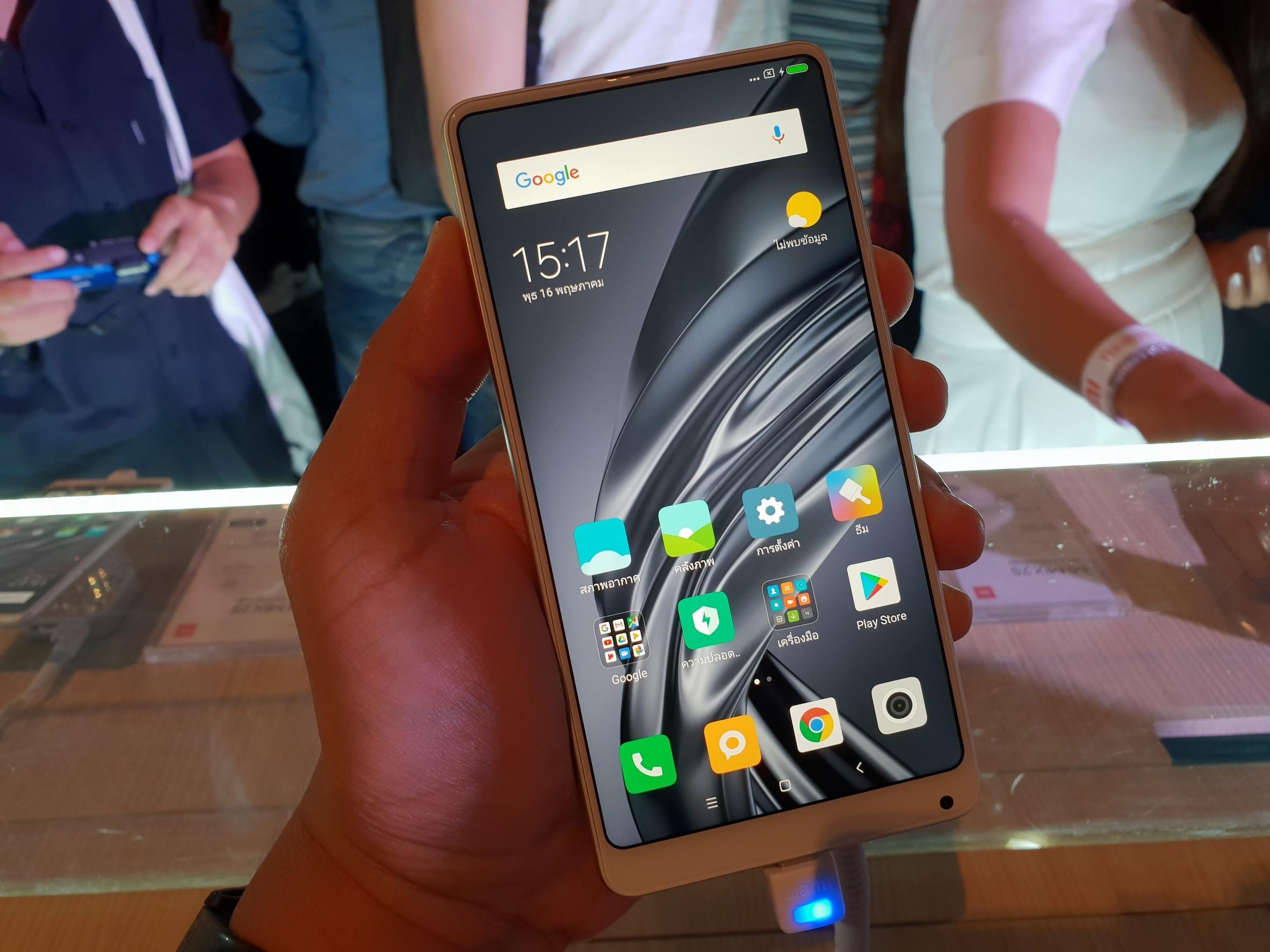 Xiaomi Mi Mix 2S Hands on 1 (8)