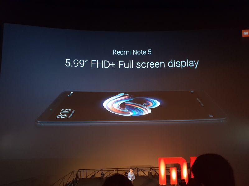 Xiaomi Redmi Note 5 Spec 1 (1)