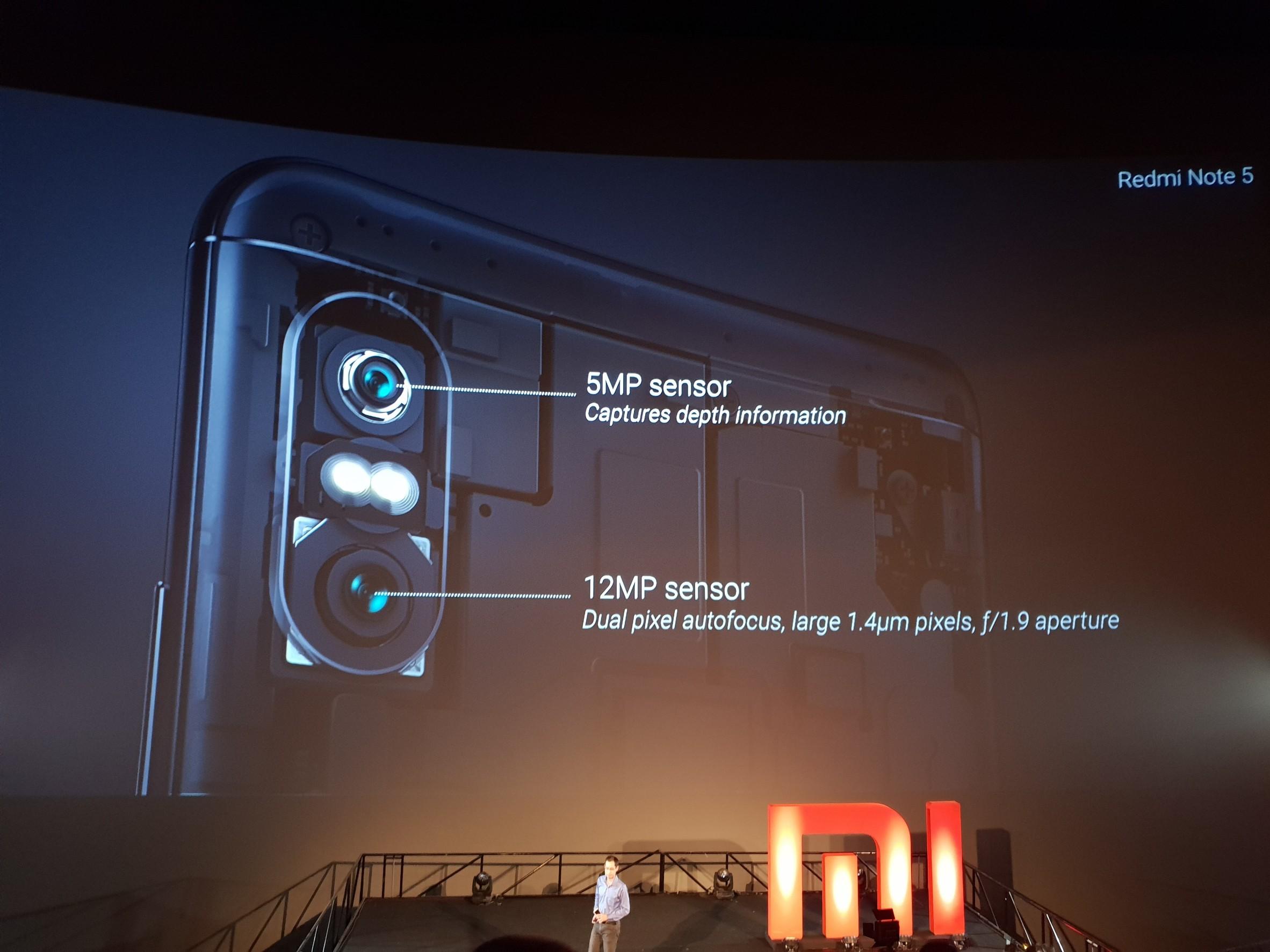 Xiaomi Redmi Note 5 Spec 1 (2)