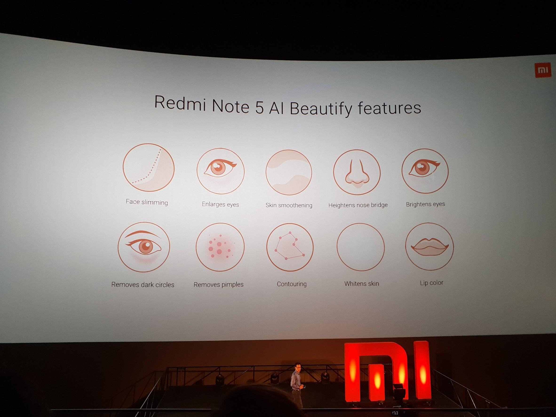 Xiaomi Redmi Note 5 Spec 1 (5)