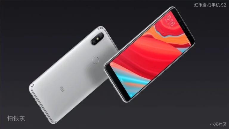 Xiaomi Redmi S2 Silver