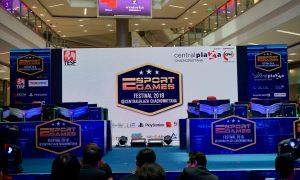 eSport Games Festival 2018