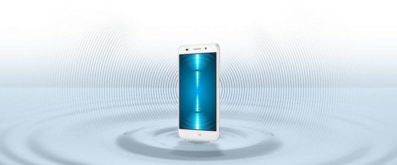 Huawei Y3 (2018) White