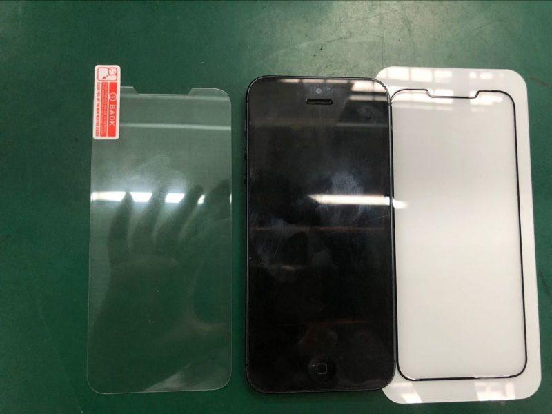 iPhone SE 2 glass