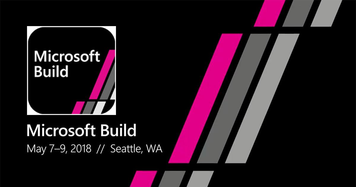 microsoft build 2018