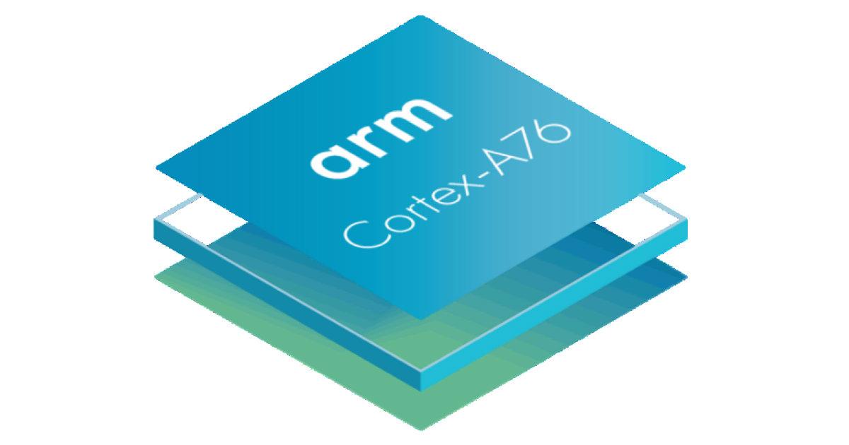 ARM Cortex A76