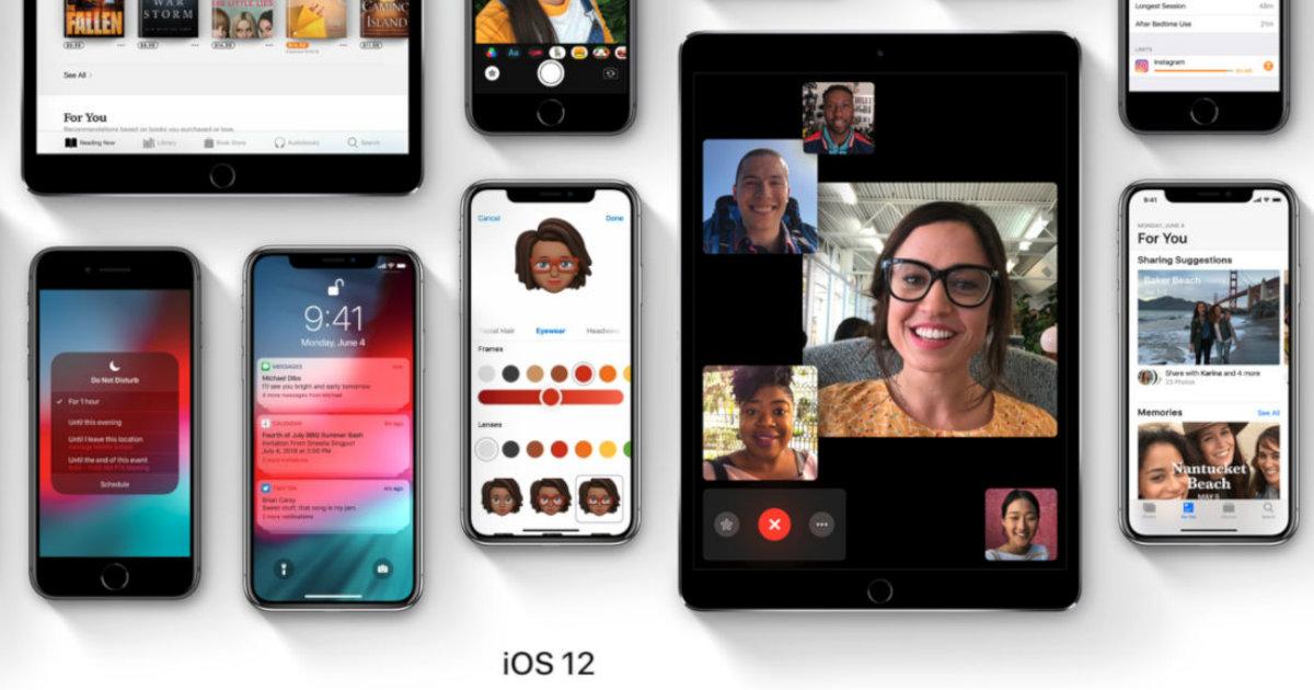 Apple ออก iOS 12 Public Beta ให้คนทั่วไปลองติดตั้งกันแล้ว