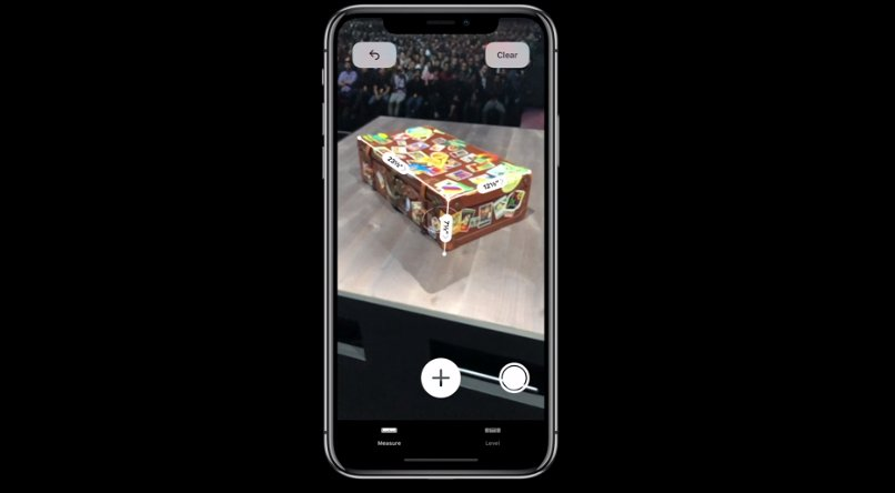 AR iOS 12 WWDC 2018