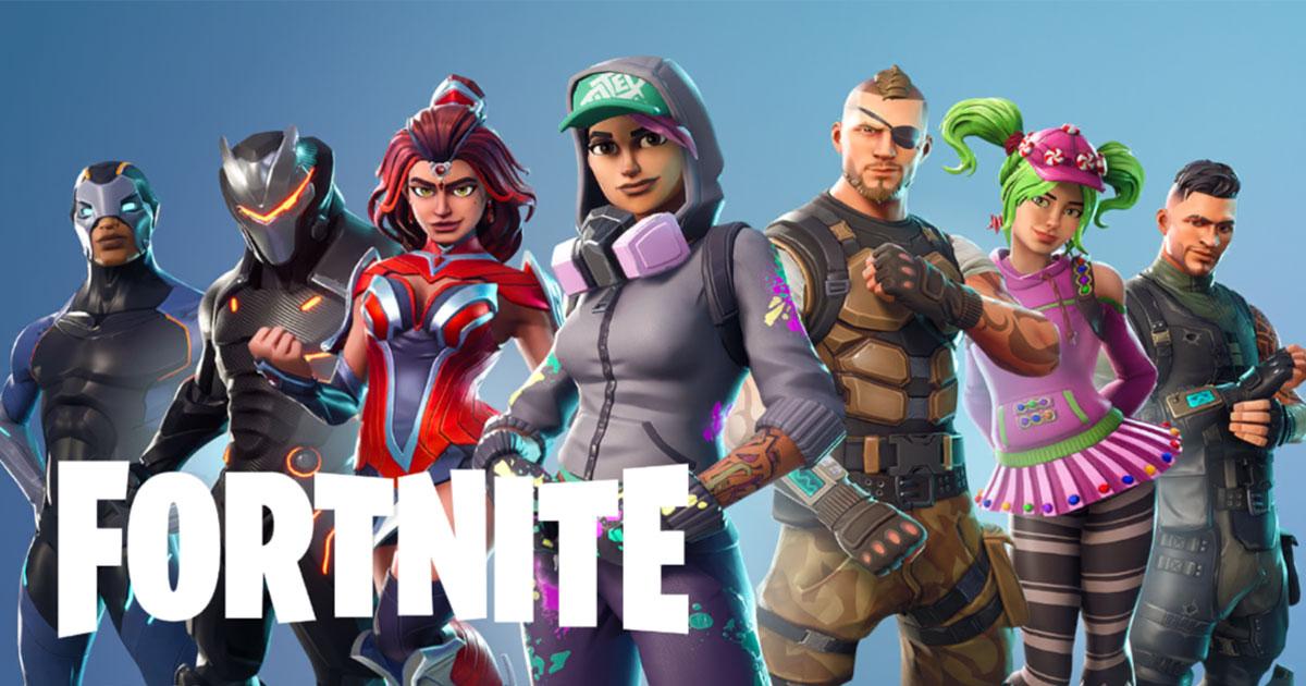 Fortnite รีวิว review