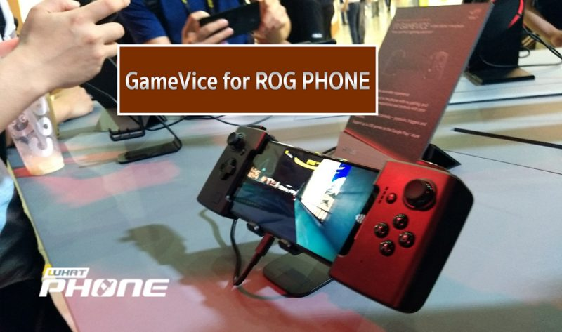 ASUS GameVice for ROG Phone