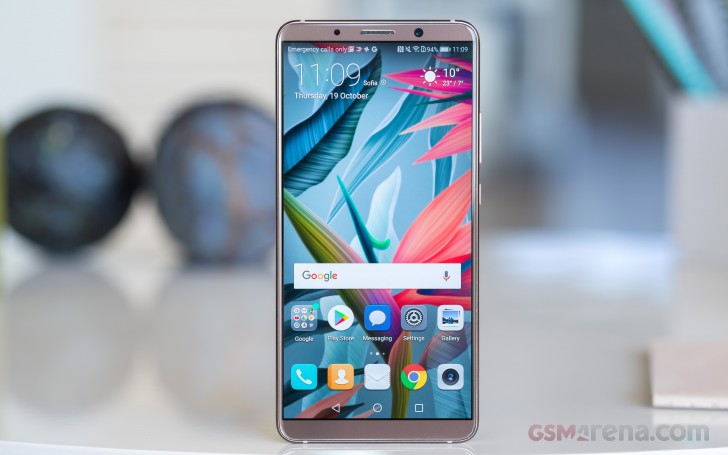 Huawei Mate 10 same Huawei Mate 20