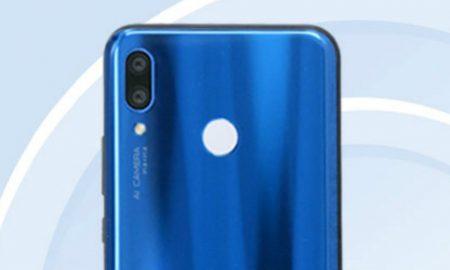 Huawei Nova 3 Leak