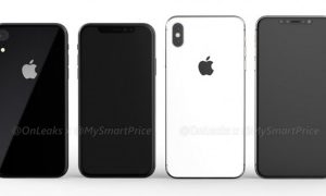New iPhone X 2018