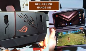 ASUS ROG Phone Hands On