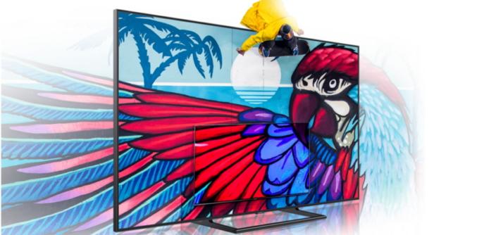 """ซัมซุงจับมือเรดบูลล์ เปิดตัววิดีโอสั้นกีฬาเอ็กซ์ตรีมบนสุดยอดนวัตกรรมทีวีแห่งปี """"Samsung QLED"""""""