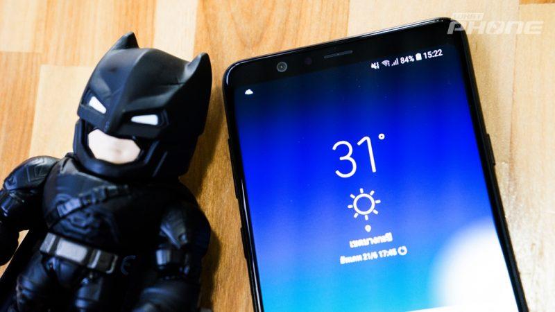 Samsung Galaxy A8 Star พรีวิว
