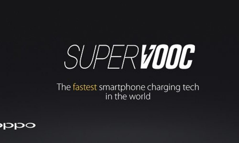 Super VOOC Charge Oppo - 1