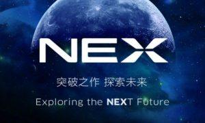 Vivo Nex open in 12 june 2018