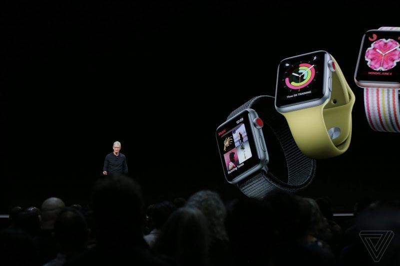 apple_WWDC_2018 Apple Watch on WatchOS 5 - 1