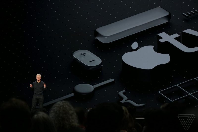 apple_WWDC_2018 AppleTV on tvOS