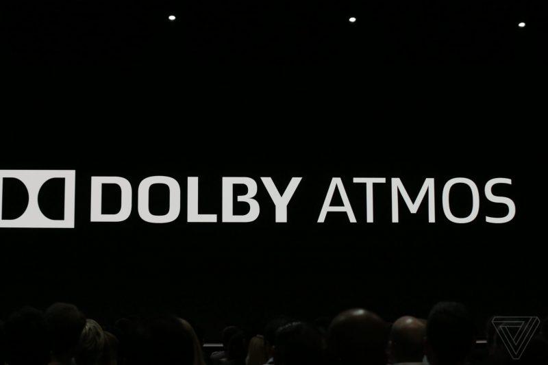apple_WWDC_2018 Dolby Atmos on TvOS AppleTV 4K